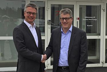 Stiebel Eltron acquires Danfoss Värmepumpar AB (Thermia)