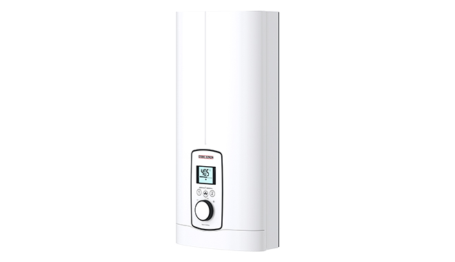 DEL Plus continuous flow water heater