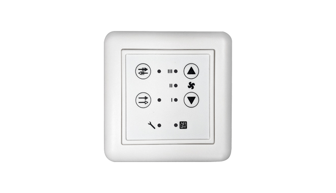 VLR wall mounted controller