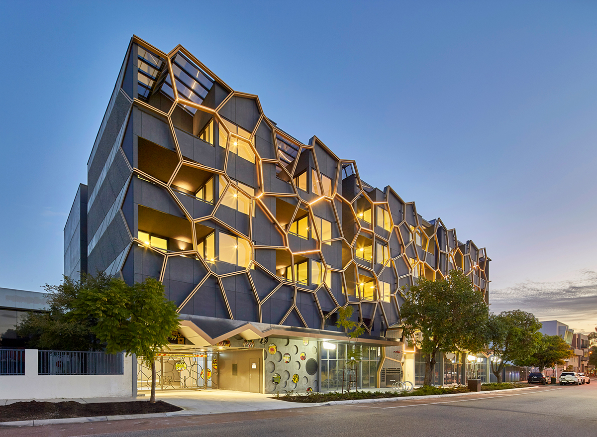 M/24 Leederville apartments by Match