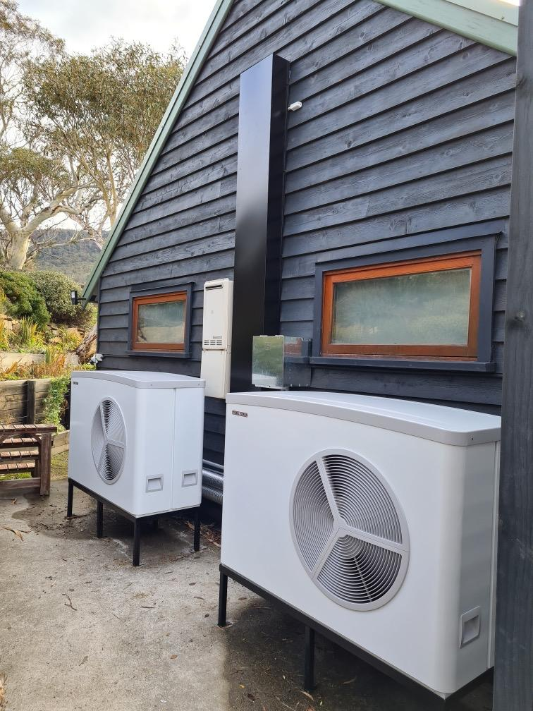 Snowy Mountains Hydronic Heat Pumps