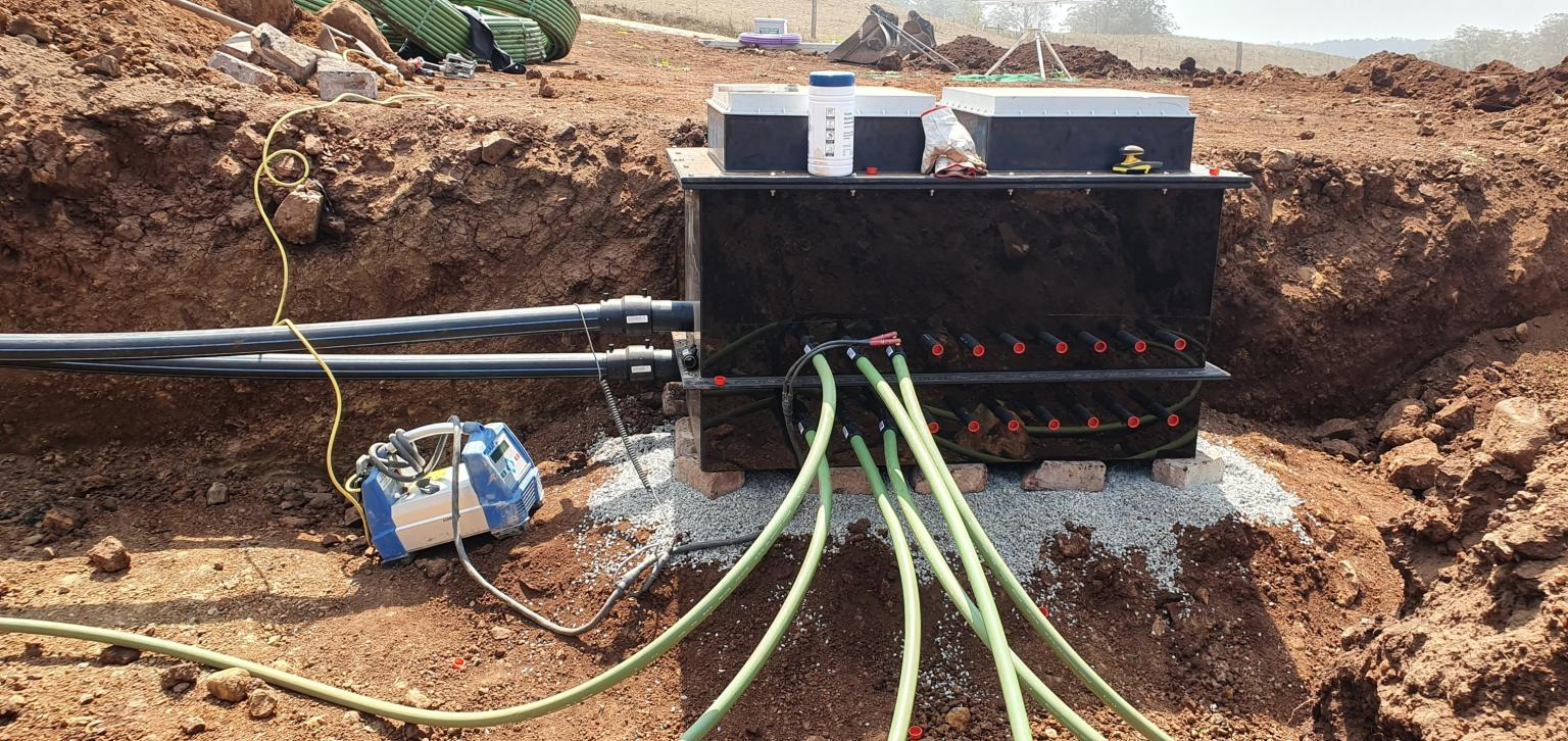 Southern Highlands Geothermal Heat Pump