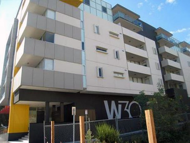 Wrecken Street Apartments, North Melbourne